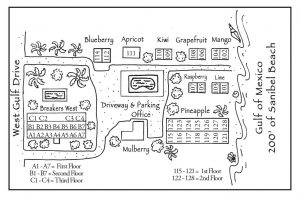 waterside inn layout